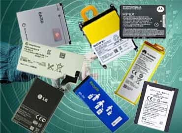Baterie do smartfonów i tabletów różnych marek