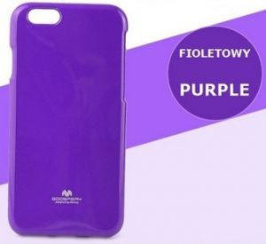Futerał Back Case Jelly Mercury Iphone 5 5s 5se