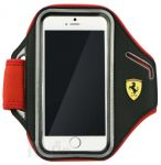 Futerał Ferrari Armband na ramie Apple iPhone 6 / 6S black