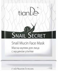 Maseczka Moulage do Twarzy z Mucyną Ślimaka Snail Secret 20ml