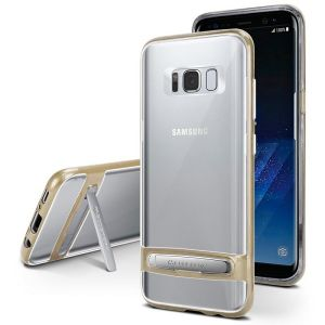 Futerał Back Case Mercury Dream  Samsung J7 J730 2017 złoty