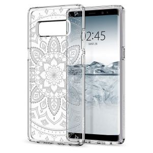 Futerał Back Case Spigen Liquid Crystal Shine Samsung Note 8 N950
