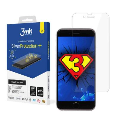 Antybakteryjna Folia 3MK Silver Protect+  iPhone 6 Plus