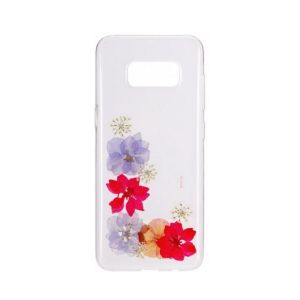Futerał Back Case Real Flower Amelia Samsung S8 Plus G955