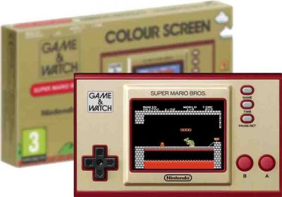 Konsola Nintendo Game&Watch Super Mario Bros